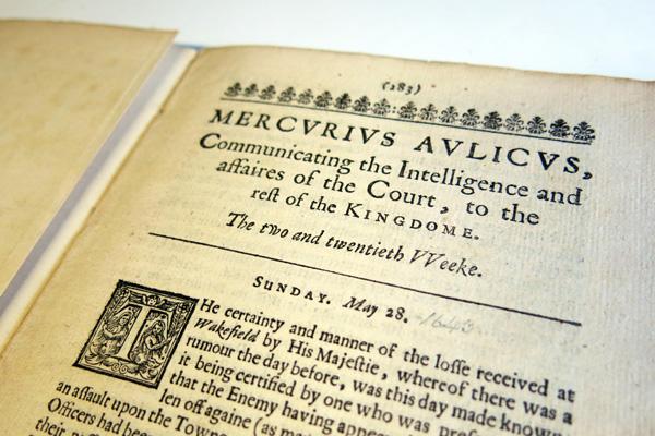 Mercurius Aulicus
